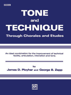 Tone and Technique - Bassoon Buch