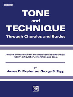 Tone and Technique - B-Flat Cornet Buch