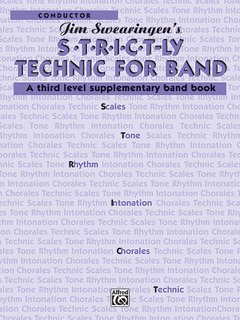 S*t*r*i*c*t-ly Strictly Technic for Band - Conductor Buch