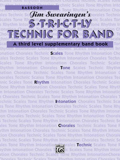 S*t*r*i*c*t-ly Strictly Technic for Band - Bassoon Buch