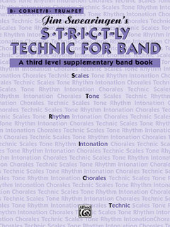 S*t*r*i*c*t-ly Strictly Technic for Band - B-Flat Cornet Buch