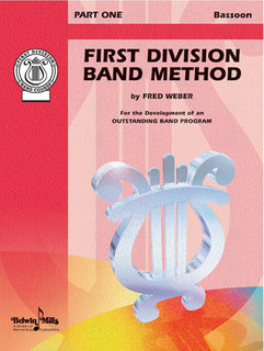 First Division Band Method, Part 1 - Bassoon Buch