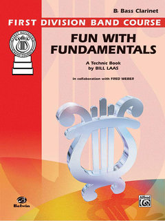 Fun with Fundamentals - B-Flat Bass Clarinet Buch