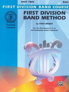 First Division Band Method, Part 2 - Bells Buch