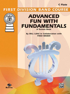 Advanced Fun with Fundamentals - Flute Buch