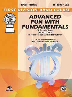 Advanced Fun with Fundamentals - B-Flat Tenor Saxophone Buch