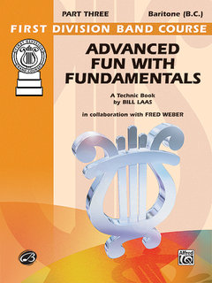 Advanced Fun with Fundamentals - Baritone (B.C.) Buch
