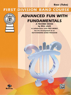 Advanced Fun with Fundamentals - Bass (Tuba) Buch
