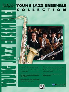 Young Jazz Ensemble Collection - 2nd E-Flat Alto Saxophone