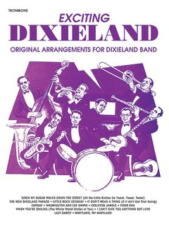 Exciting Dixieland - Tenor Saxophone