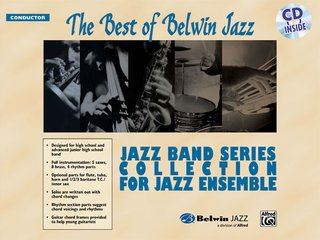 Best of Belwin Jazz: Jazz Band Collection for Jazz Ensemble - Conductor