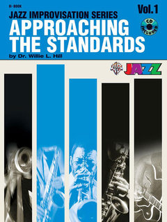 Approaching the Standards, Volume 1 - B-Flat Instruments