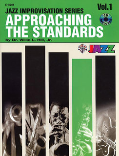 Approaching the Standards, Volume 1 - E-Flat Instruments