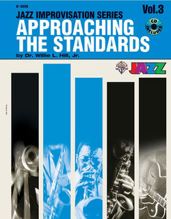 Approaching the Standards, Volume 3 - B-Flat Instruments