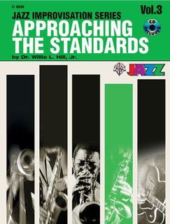 Approaching the Standards, Volume 3 - E-Flat Instruments
