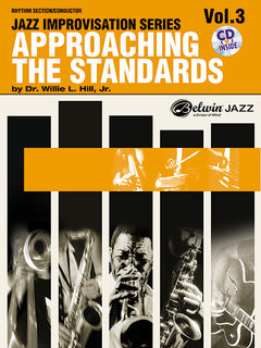 Approaching the Standards, Volume 3 - Rhythm Section / Conductor