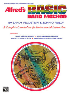 Alfreds Basic Band Method, Book 1 - Teachers Guide Buch und komplette Notenausgabe