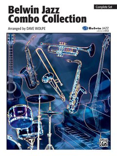 Belwin Jazz Combo Collection - Komplett-Set