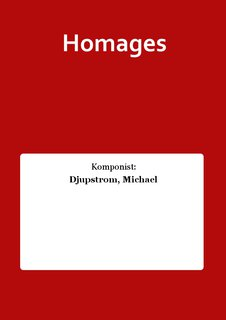 Homages