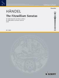 The Fitzwilliam Sonatas