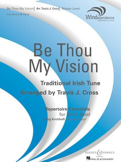 Be Thou My Vision - Partitur