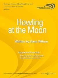 Howling at the Moon - Partitur