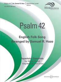 Psalm 42 - Partitur