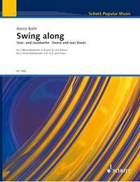 Swing along - 1. und 2. Stimme in Es (Alt-Saxophon, Horn in Es)