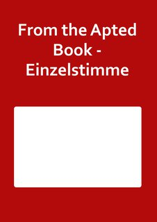 From the Apted Book - Einzelstimme