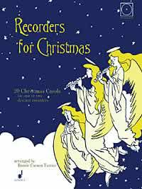 Recorders for Christmas - Ausgabe mit CD