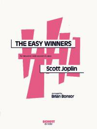 The Easy Winners - Sopran-Blockflöte
