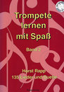 Trompete lernen mit Spa� Band 2 (inkl. CD)
