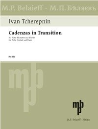 Cadenzas in Transition