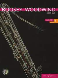The Boosey Woodwind Method Bassoon Vol. 1