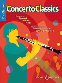 Concerto Classics for Clarinet