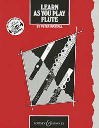 Learn As You Play Flute (englische Ausgabe)