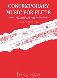 Contemporary Music for Flute