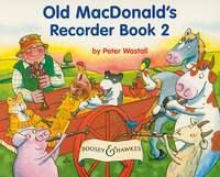 Old MacDonalds Recorder Book Vol. 2