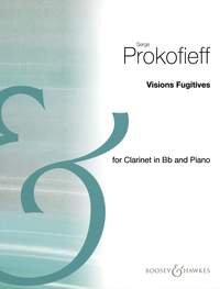 Visions Fugitives op. 22