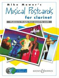 Musical Postcards