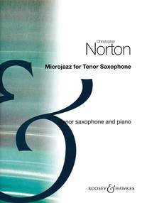 Microjazz for Tenor Saxophone