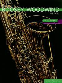 The Boosey Woodwind Method Alto-Saxophone Vol. 1+2