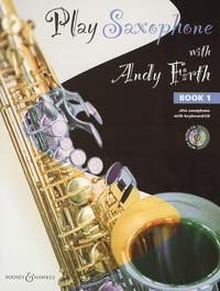 Play Saxophone with Andy Firth Vol. 1