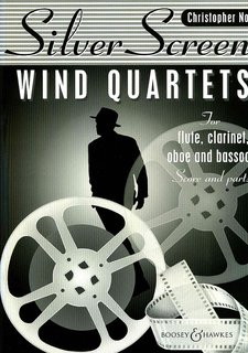 Silver Screen Quartets for Wind