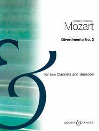 Divertimento No. 2 B-Dur KV 229/2