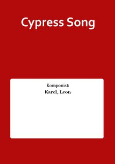 Cypress Song