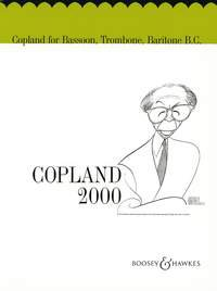 Copland for Bassoon/Trombone/Baritone