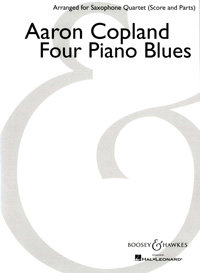 Four Piano Blues