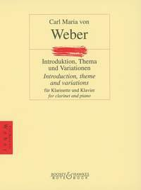 Introduktion, Thema und Variationen