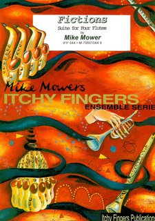 Fictions for Four Flutes